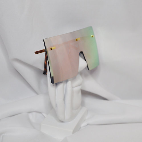 Futuristic One Piece Mirror Lens