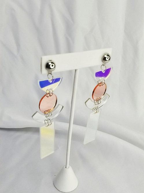 Chameleon Light earrings