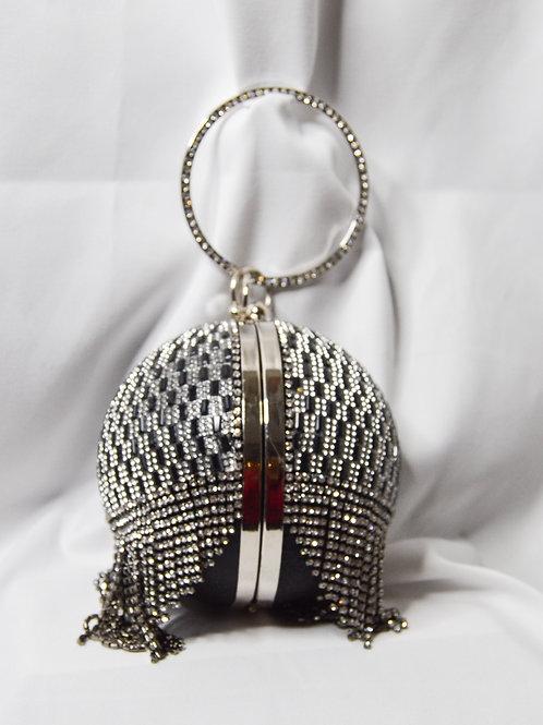 Metal Tassel Bag