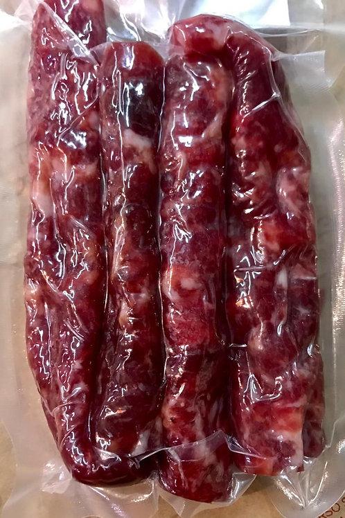Salsiccia Stagionata, prezzo per 500 grammi