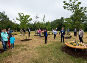 Fingal County Council Host the second annual Oak Tree Commemorative Ceremony
