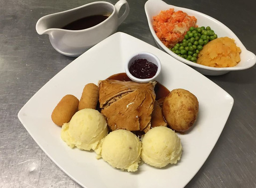 Win a Family Sunday Roast from The Milestone, get your bins out!