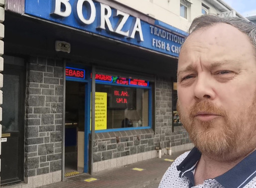 We chat with Maria of Borza's Fish'n'Chips & Libero's Restaurant about business during Covid-19