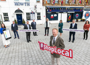 Fingal businesses encouraged to sign up to Fingal in it Together Charter
