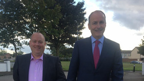 Niall Keady selected by Fianna Fáil to contest the 2019 Local Elections for the Balbriggan LEA