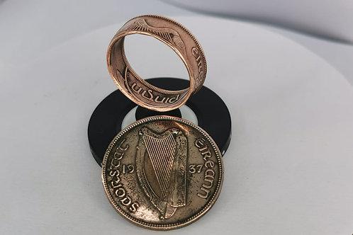 Irish 1937 Ring