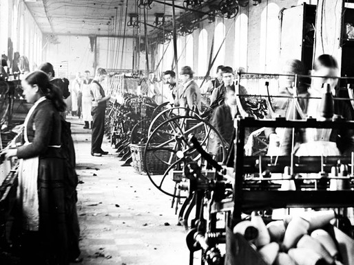 Learn about The Rise and Fall of Balbriggans Cotton Mills.