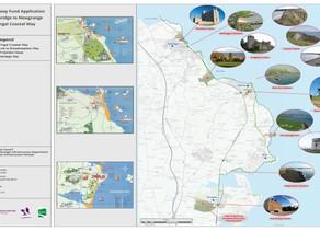 O'Brien welcomes €200,000 for Fingal Coastal Way to Balbriggan.
