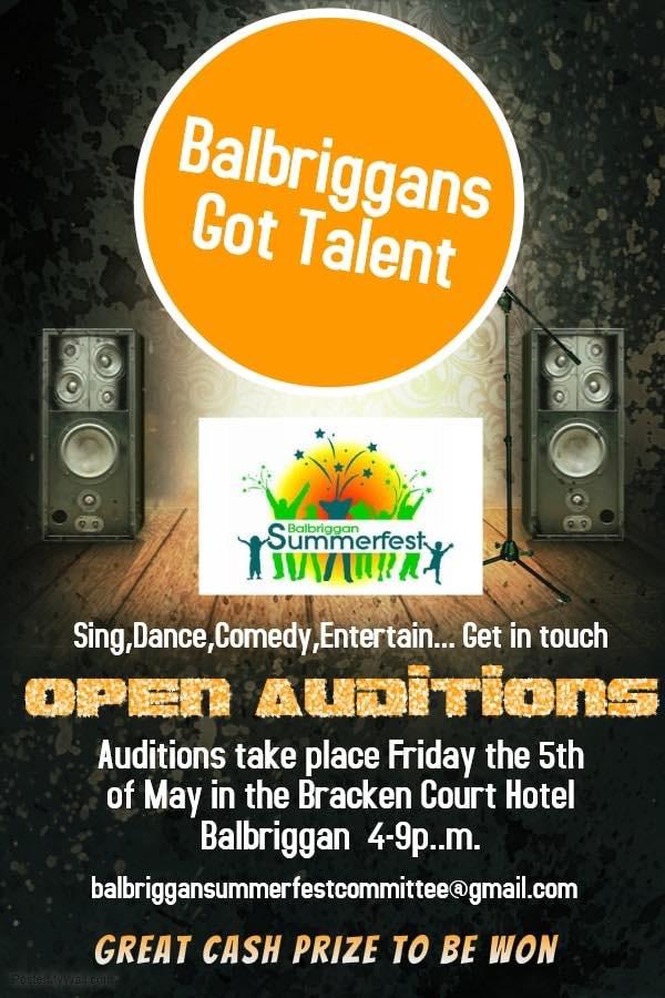 Balbriggans Got Talent