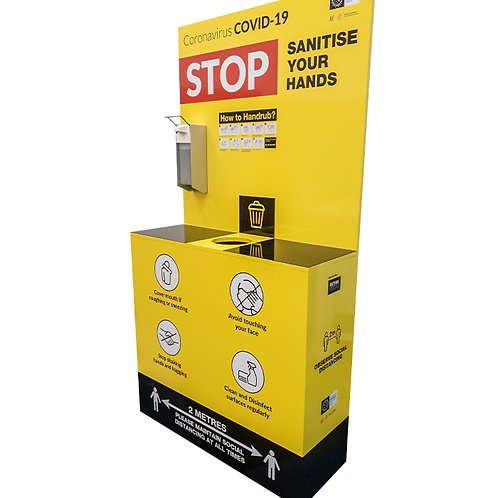 Sanitation Station – Pro