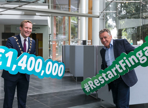Council committed to local business with funding totaling €1.4m approved under ReStart Grant Scheme