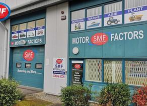 New SMF Motor Factors Branch in Balbriggan