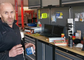 We meet Chris from Nolan Motors and talk about doing business during Covid-19