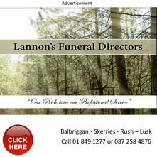 Funeral Director Balbriggan