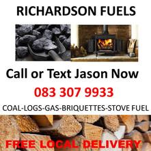Coal & Logs Balbriggan