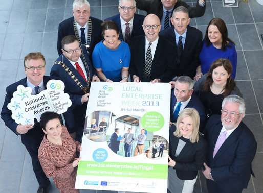 Local Enterprise Week to take place in Fingal as BREXIT looms