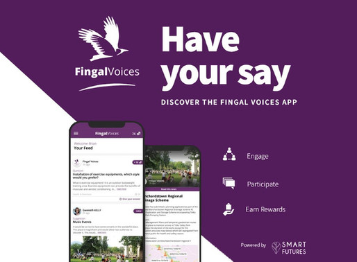 Participate in decision-making, have your voice heard and engage with Fingal County Council