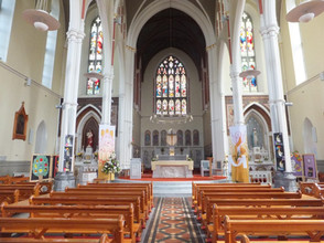 REOPENING OF OUR CHURCHES FOR PUBLIC MASS 29TH JUNE 2020
