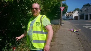 Balrothery Tidy Village Announces Adopt-a-Patch Project