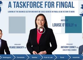 Fingal Sinn Féin host online meeting: A Taskforce for Fingal Business Sector.