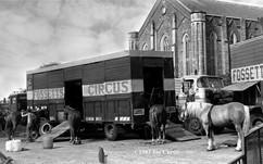 Fossett's Circus at Church car park, aug