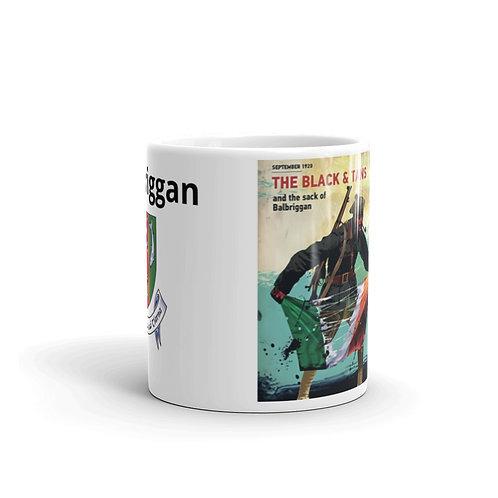 Balbriggan Mug Sack Tan Poster