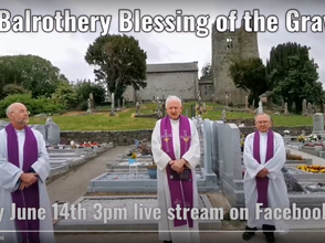 Balrothery Blessing of the Graves June 2020