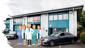 Nolan Motors Free Homestart for our Healthcare workers & Frontline Staff