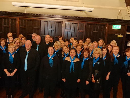 Charity Static Cycle in Skerries to be Sang into Action with Balbriggan Gospel Choir.