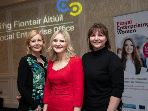 Fingal Enterprising Women are Making it Happen Confidence in Action - Empowering Your Success