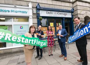 Restart Grants in Fingal top €5m mark