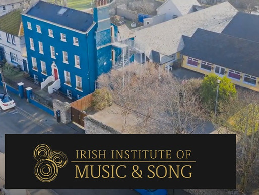 Irish Institute of Music & Song delivering courses online from their Balbriggan Campus.
