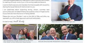 Election Newsletter out now