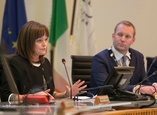AnnMarie Farrelly appointed as the new Chief Executive of Fingal County Council