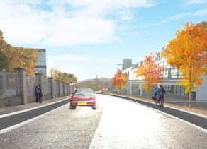 FCC commences Part 8 planning application for Harry Reynolds Road Pedestrian and Cycle Route