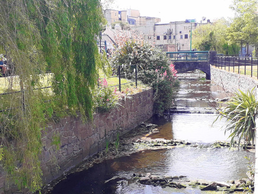 What are your memories of the Bracken River in Balbriggan?