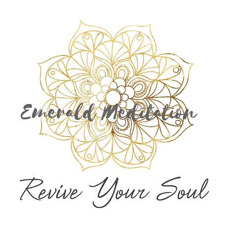 Revive Your Soul Emerald Meditaiton Elizabeth Goddard