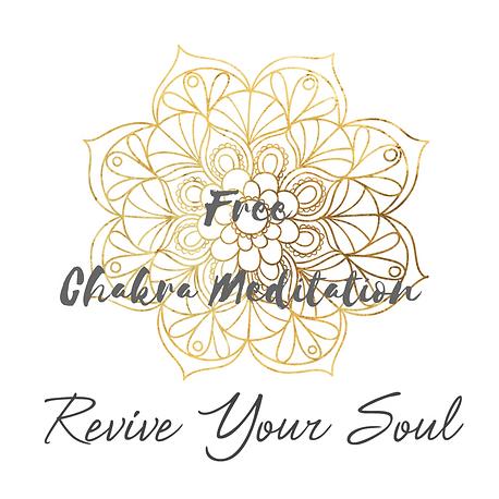 Revive Your Soul Chakra Meditaiton Elizabeth Goddard