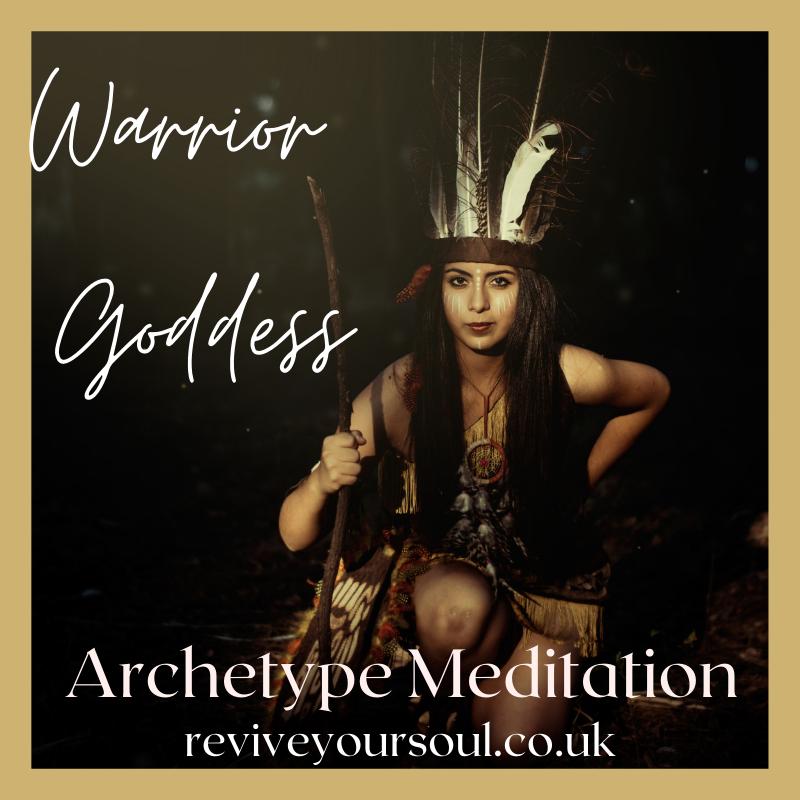 Warrior Goddes Archetype