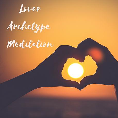 Revive Your Soul Lover Archetype Meditaiton Elizabeth Goddard