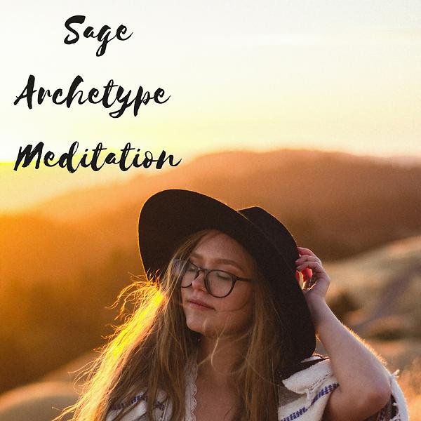 Sage Archetype Meditation - Liz Goddard - Revive Your Soul - Emeral Retreat
