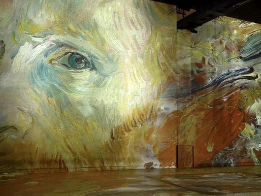Van Gogh Paris Exhibition
