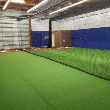 1 Cage - 1 Smaller Field Area