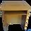 Thumbnail: modülo III jaune teinté masse
