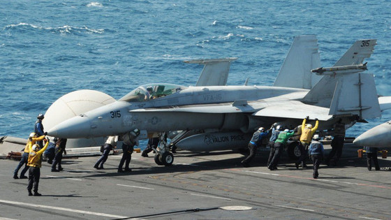 62 % Of F-18 Hornets Unfit To Fly, Up To 74% In Marines