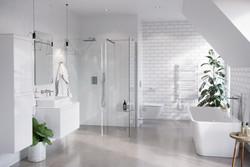 Bathroom design Ireland