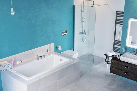 Bathroom designer in Galway, buy bathroom tiles