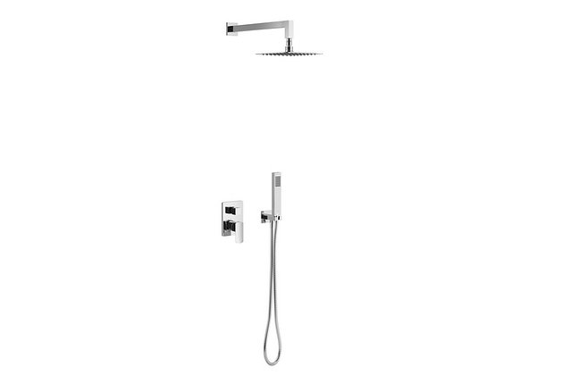 SHOWER MIXER FOR CONCEALED INSTALLATION PRIDE