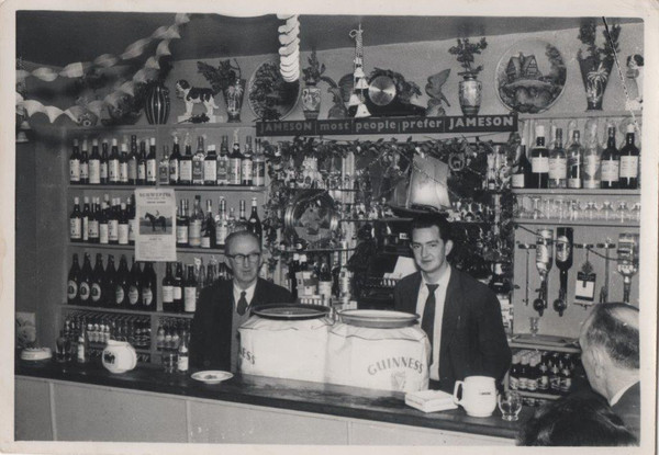 Thomas A Raftery & Donal Raftery 1960