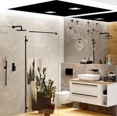 3d CAD drawing of bathroom Ireland